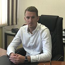 Редько Владислав Алексеевич заместитель начальника ГБУ ЛО